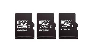 Photo of High-Speed Memory Cards: microSD Express up to 985 MB/s Fast