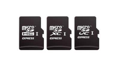 Photo of Rasante Speicherkarten: microSD Express bis zu 985 MB/s schnell
