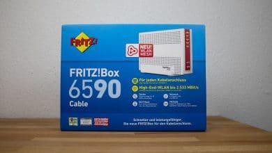 Photo of FRITZ!Box 6590 Cable im Test: Ein grandioser Router fürs Kabelnetz