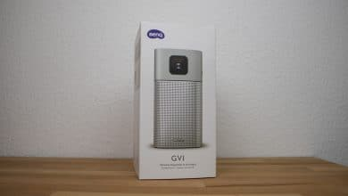 Photo of BenQ GV1: Review of The Mobile Mini Beamer