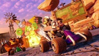 Photo of Crash Team Racing Nitro-Fueled legt mit neu gemasterten Rennstrecken, Arenen, Karts und Kampfmodi aus Crash Nitro Kart den Turbo ein!