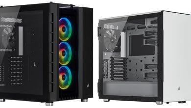 Photo of CORSAIR präsentiert die Gehäuse Crystal Series 680X RGB und Carbide Series 678C
