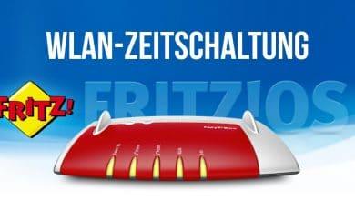 Photo of FRITZ!Box WLAN Zeitschaltung einrichten