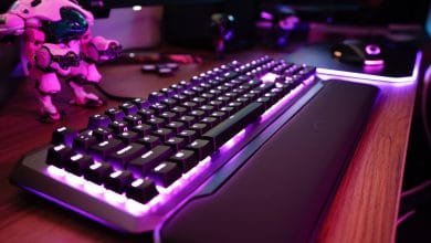 Photo of Cooler Master: Gaming-Tastatur MK850 verbindet mechanische und analoge Eingabe