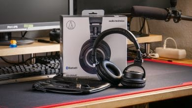 Photo of Audio-Technica ATH-M50xBT Headset Review