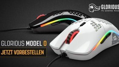 Photo of Die Profi-Maus für Marathon-Gamer: Glorious PC Gaming Race Model O