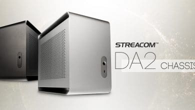Photo of Streacom DA2: A Mini-ITX Case with Unique Flexibility