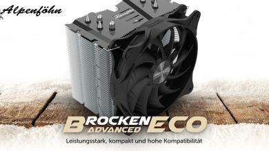 Photo of Alpenföhn Brocken ECO Advanced CPU-Kühler: Bestens gekühlt und einfach installiert