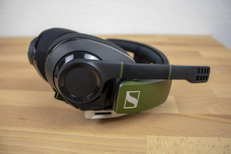 Sennheiser GSP 550 Gaming Headset Review