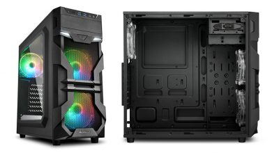 Photo of Sharkoon VG7-W Midi Tower Introduced