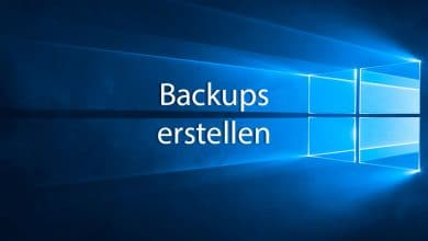 Photo of So kannst du in Windows 10 ein Backup anlegen