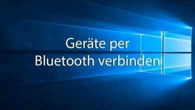 Photo of Windows 10: Geräte per Bluetooth verbinden
