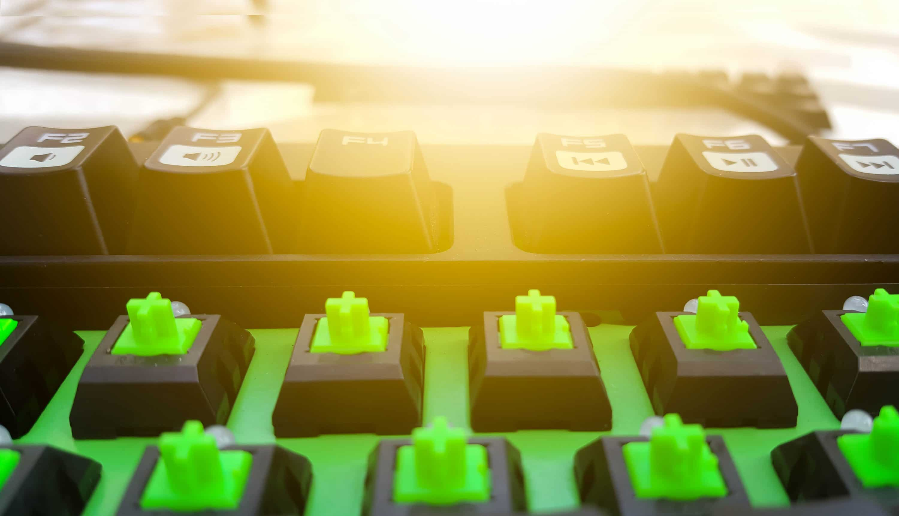 Basic Tutorials Guide: How to Find the Perfect Gaming Keyboard!