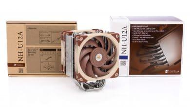 Bild von Noctua präsentiert den 120mm Premiumklasse-Kühler NH-U12A