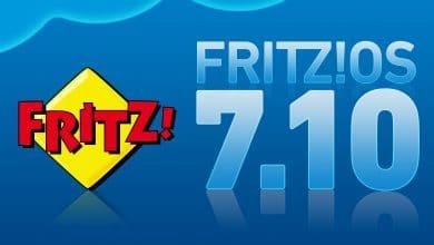 Photo of AVM veröffentlicht FRITZ!OS 7.10