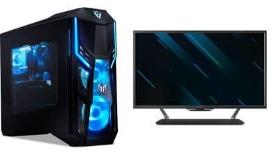 Photo of Acer stellt neuen Predator Orion 5000-Gaming-Desktop-PC, riesigen 43-Zoll-Gaming-Monitor und aktualisierte Gadgets vor