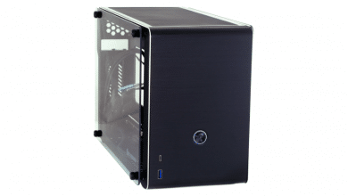 Photo of Raijintek Ophion Review: Mini Case with Glass Window