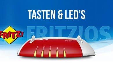 Photo of FRITZ!Box: Tasten und Info-LED einfach programmieren