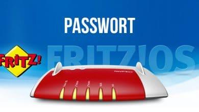 Photo of FRITZ!Box: Passwort der Benutzeroberfläche ändern