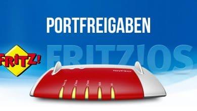 Photo of So richtet ihr bei eurer FRITZ!Box die Portfreigabe ein