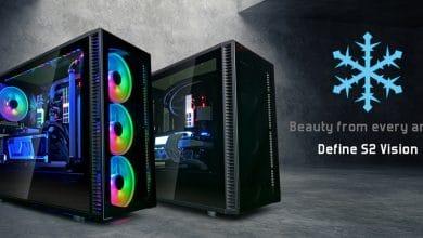 Photo of Fractal Design präsentiert das neue Define S2 Vision und die Dynamic X2 PWM Black Lüfter