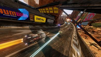 Photo of Futuristisches Rennspiel Formula Fusion wird zu Pacer