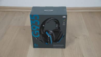 Photo of Logitech G935 7.1 Gaming Headset Review