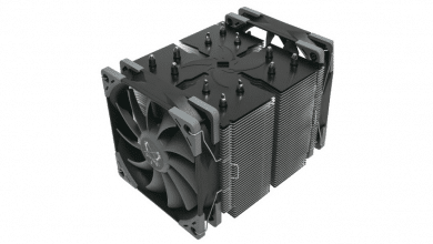 Photo of Scythe Ninja 5 – A Powerful CPU Cooler with Two Fans under Test