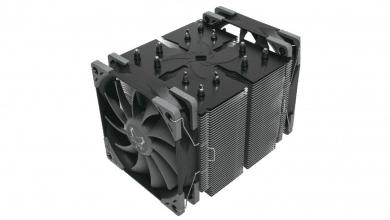 Photo of Scythe Ninja 5 – Ein mächtiger CPU-Kühler mit zwei Lüftern im Test