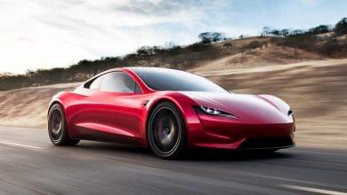 Bild von Neuer Tesla Roadster 2 schafft mehr als 1.000 km mit einer Akkuladung
