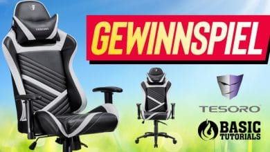 Bild von Ostergewinnspiel: Tesoro F700 Gaming-Stuhl