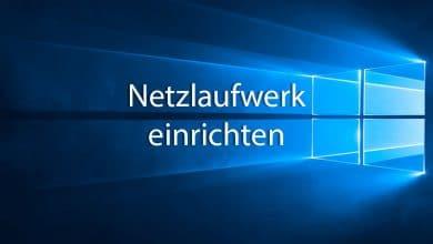 Photo of Netzwerklaufwerk in Windows 10 einrichten