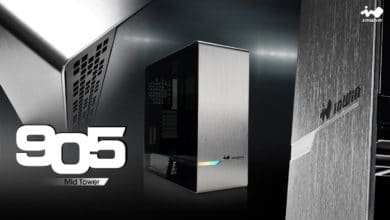 Photo of Computex: InWin Introduces the New 905 Midi Tower