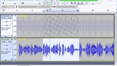 Photo of Audacity unterstützt in der neuen Version den LAME-MP3-Recorder
