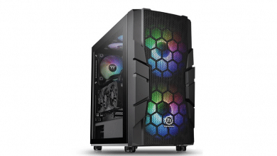 Photo of Thermaltake Commander C33 TG ARGB Review – Good Airflow and High Volume