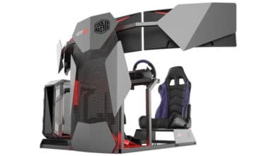 Photo of Cooler Master Announces Collaboration with GTR Simulator
