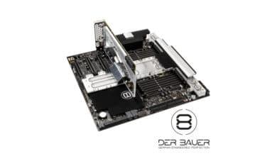 Photo of der8auer LINC – Monoblock-Wasserkühlung für Mainboard, CPU und Grafikkarte