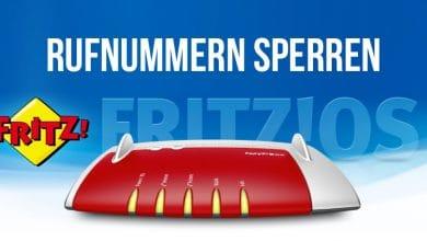 Photo of FRITZ!Box: Unerwünschte Anrufe durch Rufnummerblockierung verhindern