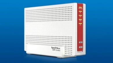 Photo of FRITZ!Box 6591 für Gigabit-Kabelanschlüsse erhältlich