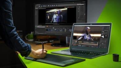 Bild von Neue Nvidia Studio Laptop Zertifizierung für Kreative-Nutzer vorgestellt
