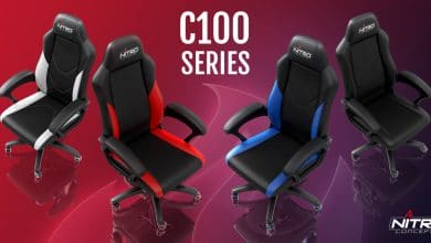Photo of Der Nitro Concepts C100 Gaming-Stuhl im Test