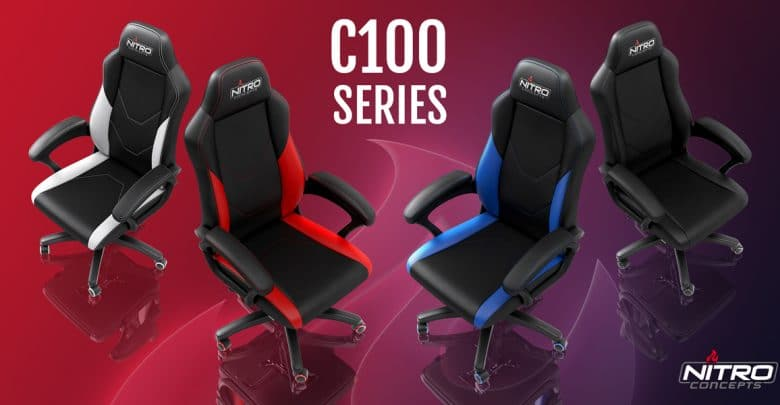 Excellent Nitro Concepts C100 Gaming Chair Review Pdpeps Interior Chair Design Pdpepsorg