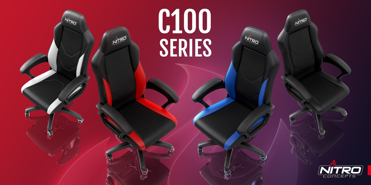 Outstanding Nitro Concepts C100 Gaming Chair Review Forskolin Free Trial Chair Design Images Forskolin Free Trialorg