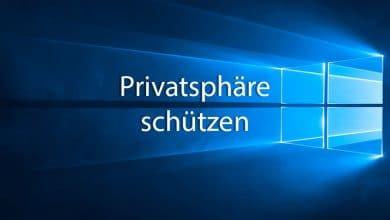 Bild von So schützt ihr eure Privatsphäre mit dem Windows 10 Datenschutz