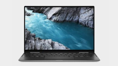 Bild von Dell XPS 13 2-in-1 (7390): Mit Intel Ice Lake und 16:10-Display
