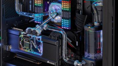 Photo of Hydro X: Corsair zeigt auf der Computex Custom-Wasserkühlungs-Komponenten