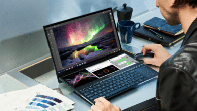 Photo of ScreenPad Plus im ZenBook Pro Duo: Asus zeigt, was möglich ist