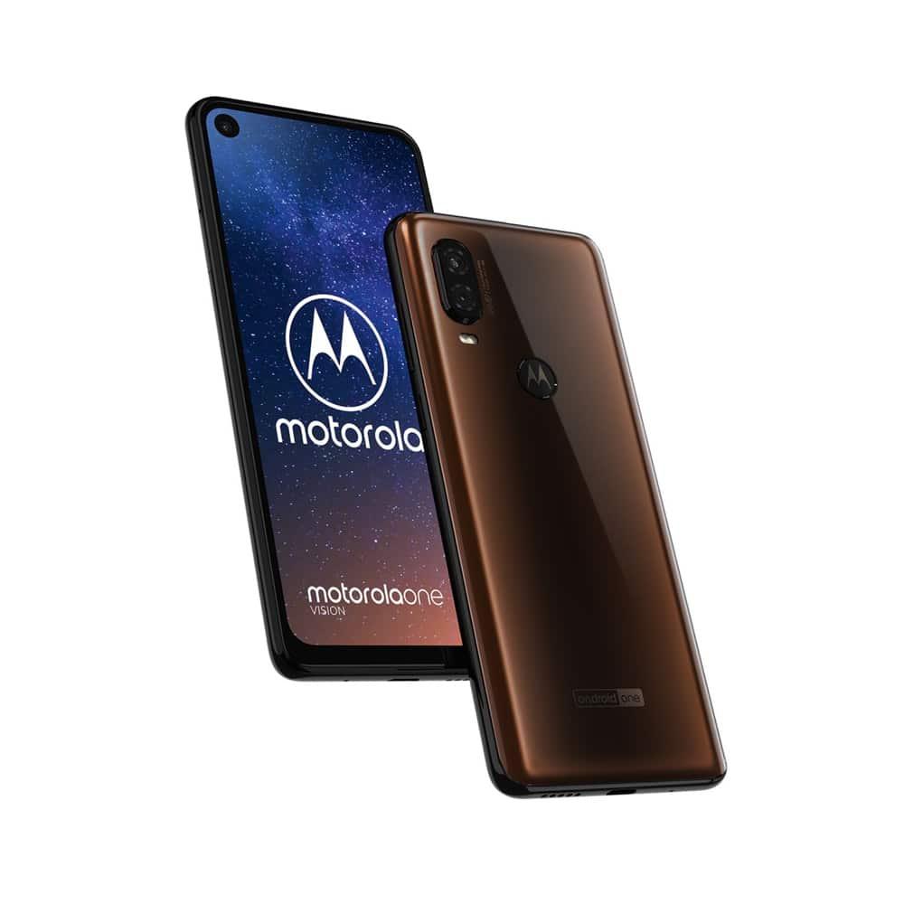Motorola One Vision Brings 48 Megapixel Camera into Smartphone