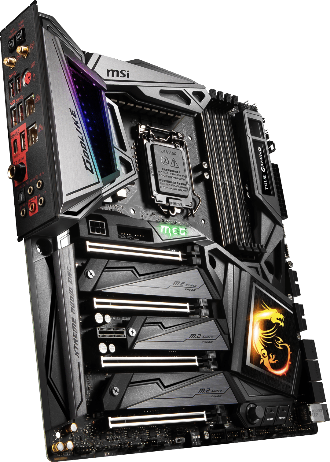 Computex News from MSI for Gamers and Developers