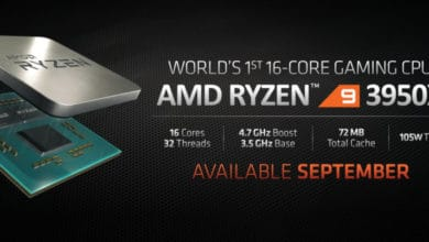 Photo of AMD Ryzen 9 3950X Gaming-Prozessor mit 16 Kernen vorgestellt